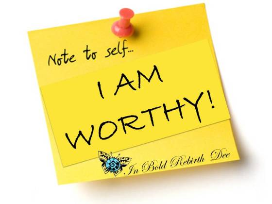 NOTE TO SELF on Freedom Fridays!